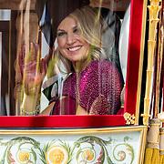 NLD/Den Haag/20190917 - Prinsjesdag 2019, Maxima in de Guden Koets