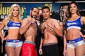 Thurman vs Diaz Weigh-ins