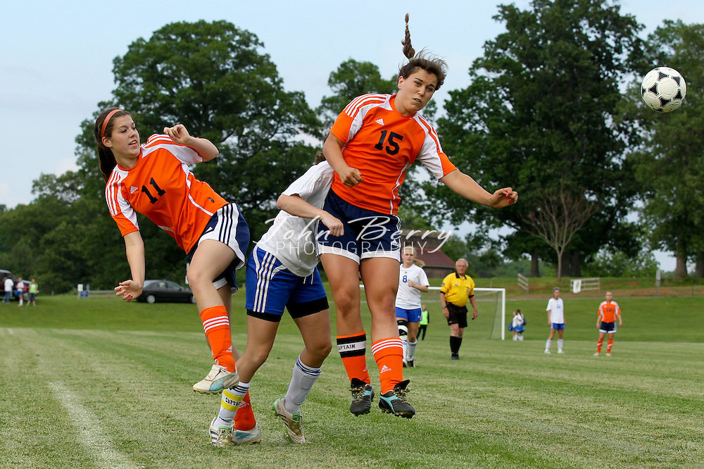 May/16/11:  MCHS Varsity Girls Soccer vs Clarke.  Clarke defeats Madison 5-1.  Madison goal by Lindsey Wheeler.