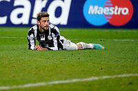 Claudio Marchisio Juventus<br /> Calcio Juventus Nordsjaelland<br /> Champions League - Torino 07/11/2012 Juventus Stadium <br /> Football Calcio 2012/2013<br /> Foto Federico Tardito Insidefoto