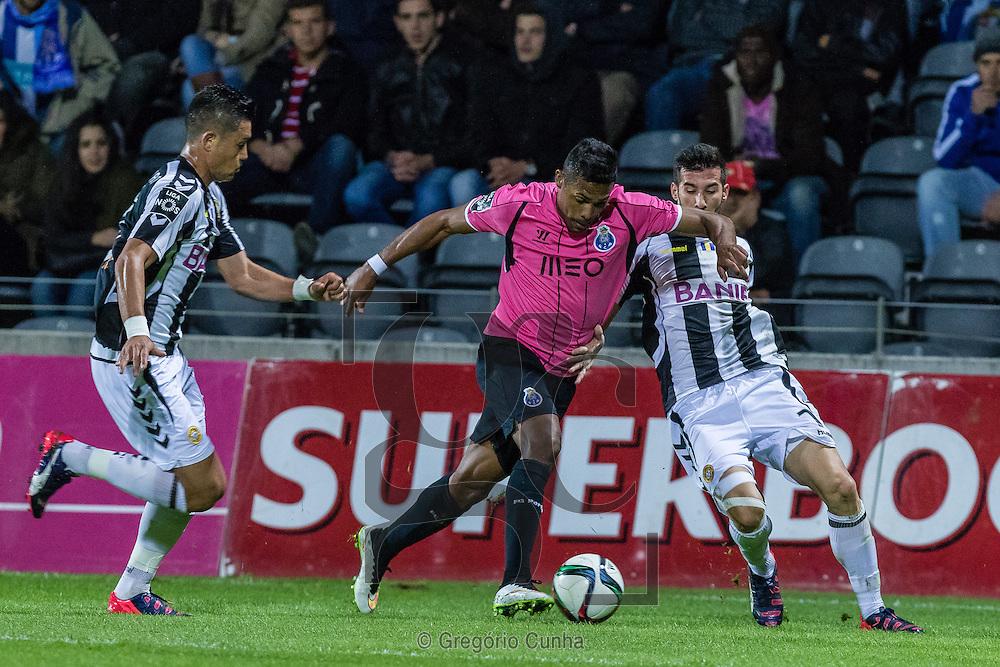 Portugal, FUNCHAL : Jogo da Liga Portuguesa de Futebol, Nacional vs F.C. Porto que teve lugar no Est&aacute;dio da Madeira, Funchal  a 21 de Mar&ccedil;o de 2015.<br /> Foto-Greg&oacute;rio Cunha