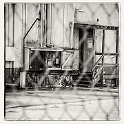 Old World Citrus distribution center. No longer there. Fullerton, CA.