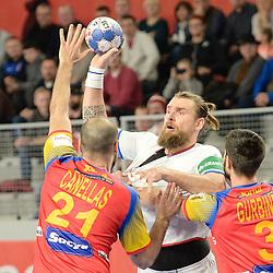 20180113: CRO, Handball - EHF Euro Croatia 2018 - Spain vs Czech Republic