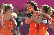 Netherlands v New Zealand Semi Final