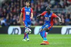 Mamadou Sakho of Crystal Palace in action - Mandatory by-line: Jason Brown/JMP - 18/03/2017 - FOOTBALL - Selhurst Park - London, England - Crystal Palace v Watford - Premier League