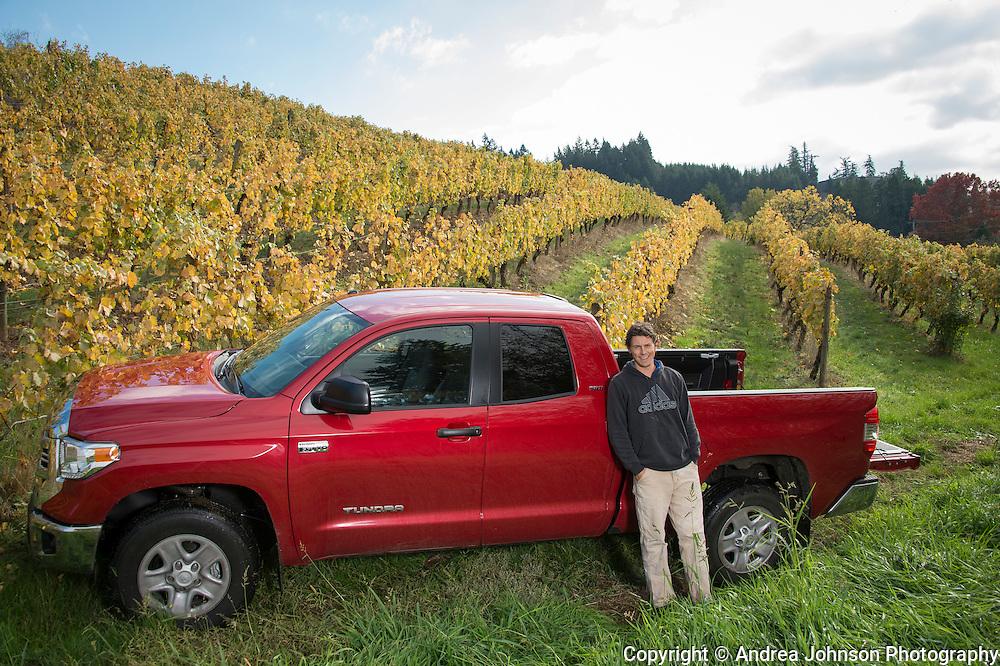 Chad Douglas, Chehalem Wines, Willamette Valley, Oregon