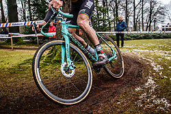 Bianchi, NK Veldrijden Elite-Mannen en Beloften-Mannen / Dutch Championship Cyclocross Elite Men and U23 Men at Sint Michielsgestel, Noord-Brabant, The Netherlands, 8 January 2017. Photo by Pim Nijland / PelotonPhotos.com | All photos usage must carry mandatory copyright credit (Peloton Photos | Pim Nijland)
