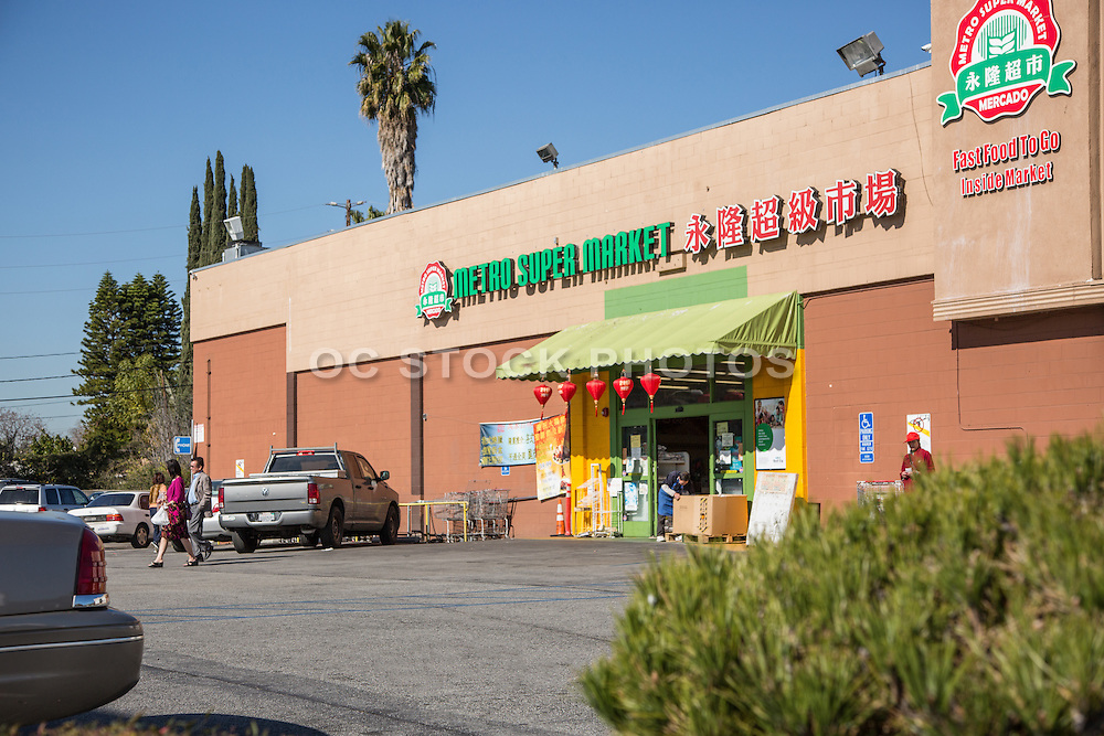 Metro Super Market Temple City