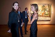 VIOLET FRASER; BELUN HORMAECHE, Spear's Wealth Management Awards. Christie's, Kind St. London. 14 September 2009.