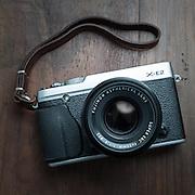 Fujifilm X-E2 with Fujinon XF 35mm f/1.4 R lens