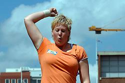 01-07-2007 ATLETIEK: NK OUTDOOR: AMSTERDAM<br /> Denise Kemkers - aa drink<br /> ©2007-WWW.FOTOHOOGENDOORN.NL