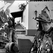 DAILY VENEZUELA / VENEZUELA COTIDIANA.The Zaragozas of Sanare / Los Zaragozas de Sanare, Sanare, Lara State - Venezuela 2004. (Copyright © Aaron Sosa)