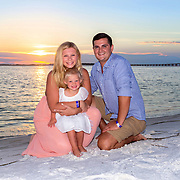 Adams (Jenna) Family Beach Photos