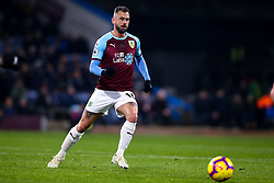 Steven Defour of Burnley - Mandatory by-line: Robbie Stephenson/JMP - 26/11/2018 - FOOTBALL - Turf Moor - Burnley, England - Burnley v Newcastle United - Premier League