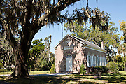 Whitefield Chapel at the Bethesda School for Boys Savannah, Georgia, USA.