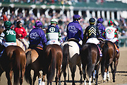 November 3, 2018: Breeders' Cup Horse Racing World Championships.