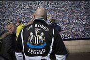 2015 Newcastle v Spurs