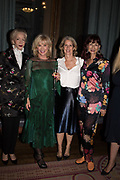 SYBIL ROBSON ORR; PENNY JOHNSON; CANDIDA GERTLERTenTen. The Government Art Collection/Outset Annual Award. Champagne reception to announce the inaugural artist Hurvin Anderson and unveil his 2018 print. Locarno Suite, Foreign and Commonwealth Office. SW1. 2 October 2018