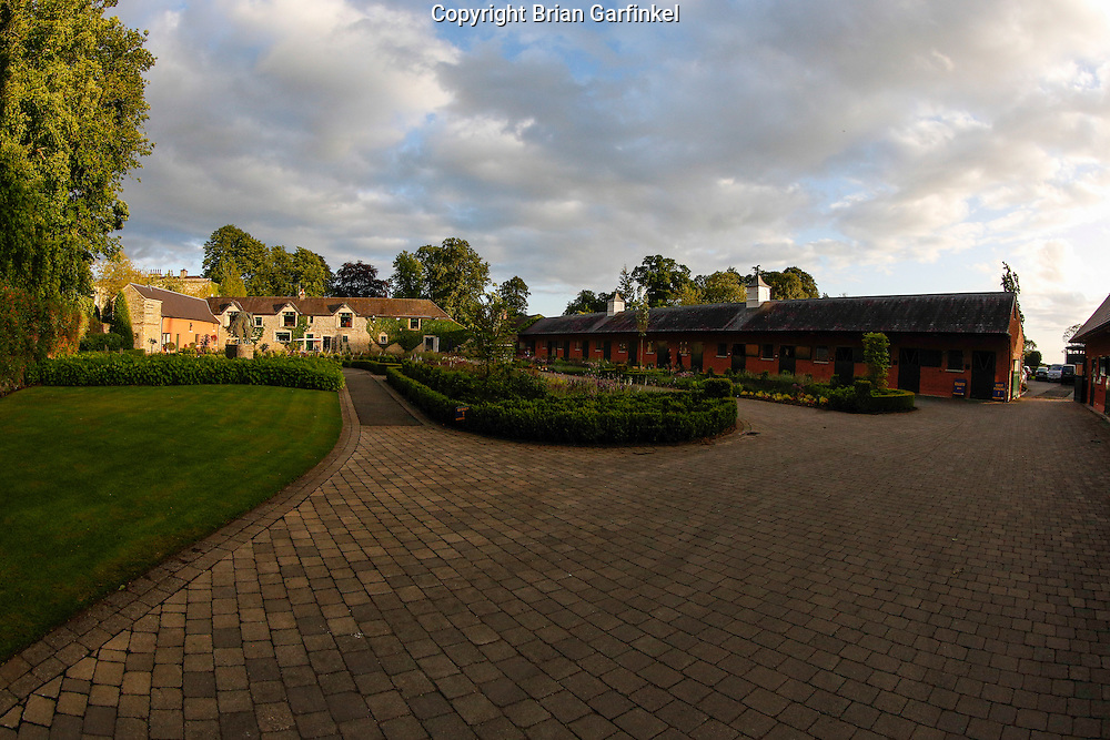 A view of the stables at Ardenode Stud, County Kildare, Ireland on Sunday, June 23rd 2013. (Photo by Brian Garfinkel)