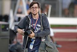 14 September 2018: Bloomington High School Raiders at Normal West Wildcats football, Normal Illinois<br /> <br /> #bestlookmagazine #alphoto513 #IHSA #IHSAFootball  #NCWHS_GIC   NCWHS_Football   BHSRaiderSports