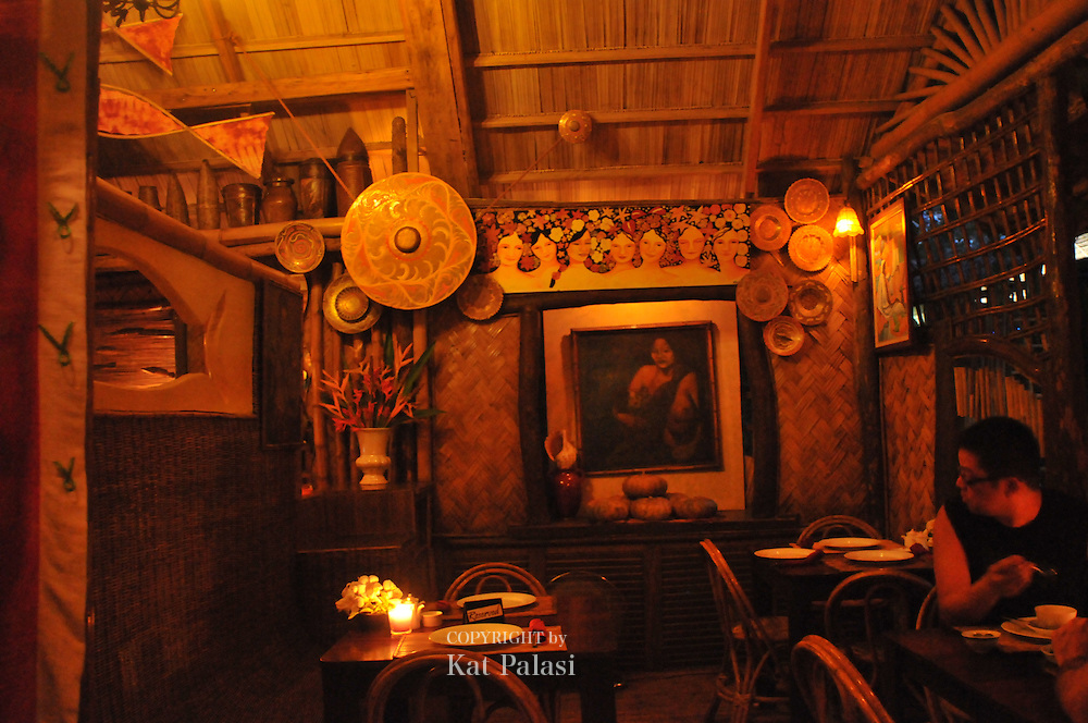 Ka Lui's restaurant, Puerto Princesa,Palawan, Philippines is a well-known place for Filipino food catering to Filipino tourists as well as to foreigners.