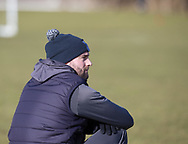 James McPake - Dundee FC training , Picture by David Young -