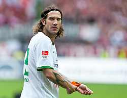 14.05.2011, Fritz-Walter Stadion, Kaiserslautern, GER, 1. FBL, 1.FC Kaiserslautern vs Werder Bremen, im Bild Torsten Frings (Bremen #22), EXPA Pictures © 2011, PhotoCredit: EXPA/ nph/  Roth       ****** out of GER / SWE / CRO  / BEL ******