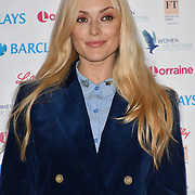 Fearne Cotton attends Women of the Year Lunch and Awards at Intercontinental Hotel Park Lane, London, UK. 15 October 2018.