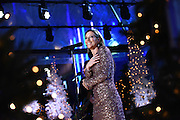 Sarah McLachlan performs at the 2016 Rockefeller Center Christmas Tree Lighting Ceremony, Wednesday, Nov. 30, 2016, in New York. (Photo by Diane Bondareff/Invision for Tishman Speyer/AP Images)