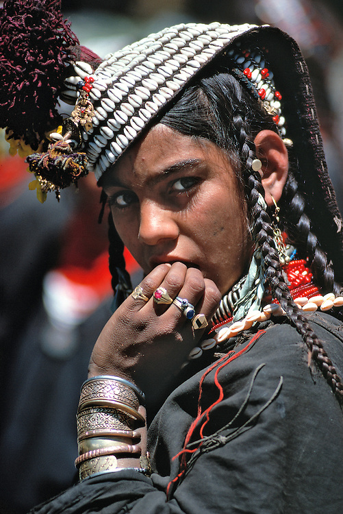 The customs and dress of Pakistan's Kalash tribe support the claim that they are descended from the army of Alexander the Great, who lived in the Hindu Kush foothills in 326 b.c.