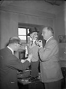 DOMAS Special Premier Taylors 'Charlie McCarthy (Edgar Bergin).29/05/1953