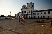 Sao Cristovao_SE, Brasil...Imagens da cidade de Sao Cristovao em Sergipe. Na foto conjunto arquitetonico da praca Sao Francisco composto pela Igreja e Convento de Sao Francisco...Sao Cristovao in Sergipe, Brazil. In this photo the architectural complex of Sao Francisco square with the Church and Convent Sao Francisco...Foto: ALEXANDRE BAXTER / NITRO
