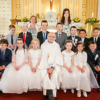 Rathbarry Communion May 2015