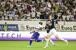 30.07.2015, Stadion Poljud, Split, CRO, UEFA EL, Hajduk Split vs Stroemsgodset IF, Qualifikation, 3. Runde, Hinspiel, im Bild Franck Ohandza // during the UEFA Europa League Qualifier 3rd round, 1st Leg Match between Hajduk Split and Stroemsgodset IF at the Stadion Poljud in Split, Croatia on 2015/07/30. EXPA Pictures © 2015, PhotoCredit: EXPA/ Pixsell/ Petar Glebov<br /> <br /> *****ATTENTION - for AUT, SLO, SUI, SWE, ITA, FRA only*****
