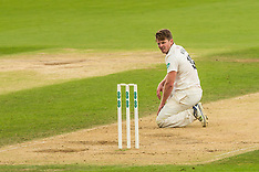 21 Sept 2017 - Surrey v Somerset.,  3rd day of the Specsavers County Championship match at the Oval.