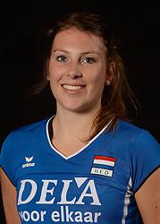 25-06-2013 VOLLEYBAL: NEDERLANDS VROUWEN VOLLEYBALTEAM: ARNHEM<br /> Selectie Oranje vrouwen seizoen 2013-2014 / Lynn Thijssen<br /> &copy;2013-FotoHoogendoorn.nl