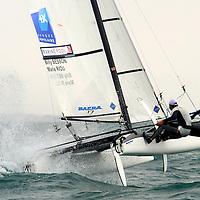 Entrainement equipe de France NACRA 17