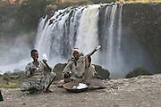 Africa, Ethiopia, Blue Nile Waterfalls