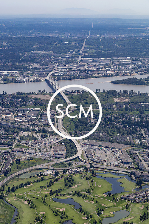 Metro Vancouver Aerial Photography of Surrey