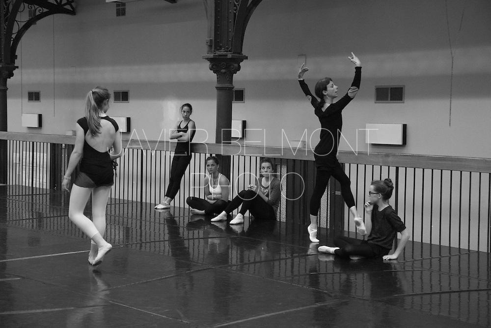Danse Claude Debussy Saint-Malo. Classique