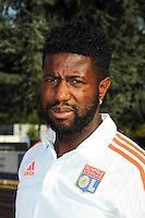 Arnold Mvuemba - 15.07.2015 - Lyon / PSV Eindhoven - Valais Cup<br /> Photo : Jean Paul Thomas / Icon Sport