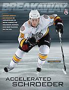 Chicago Wolves BreakAway Magazine.Photography: Ross Dettman.Design: Christina Moritz/Ross Dettman. April 2012.