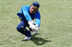 Cricket : Proteas Training Session