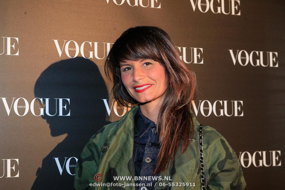 NLD/Amsterdam/20130314 - 1 jarig bestaan magazine Voque Nederland , Suzanne de Jong