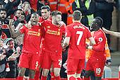 Liverpool v Manchester City 311216