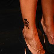 NLD/Den Bosch/20120920- Uitreiking Buma NL Awards 2012, tattoo van Glennis Grace
