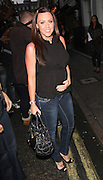 05.SEPTEMBER.2011. LONDON<br /> <br /> SINGER MICHELLE HEATON AT THE JEANS FOR GEANS LAUNCH PARTY IN SOHO, CENTRAL LONDON<br /> <br /> BYLINE: EDBIMAGEARCHIVE.COM<br /> <br /> *THIS IMAGE IS STRICTLY FOR UK NEWSPAPERS AND MAGAZINES ONLY*<br /> *FOR WORLD WIDE SALES AND WEB USE PLEASE CONTACT EDBIMAGEARCHIVE - 0208 954 5968*