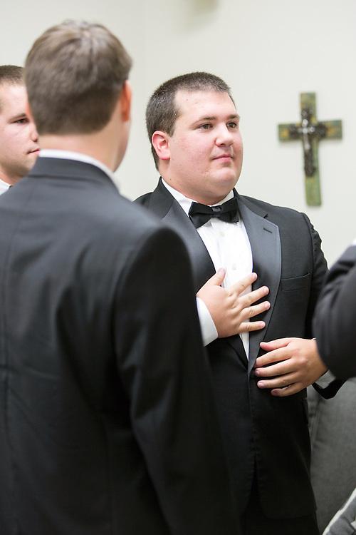 Jul 12, 2014; San Antonio, TX, USA; Wedding photo at the The Club at Sonterra<br /> .