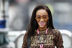 May 26, 2019 - Monte Carlo, Monaco - Motorsports: FIA Formula One World Championship 2019, Grand Prix of Monaco, ..Winnie Harlow  (Credit Image: © Hoch Zwei via ZUMA Wire)