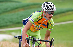 Matej Markun at Slovenian National Championships in Road cycling, 178 km, on June 28 2009, in Mirna Pec, Slovenia. (Photo by Vid Ponikvar / Sportida)